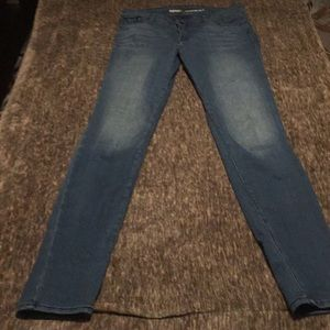 Super Soft, Gently Worn, Rockstar Stretch Jeans